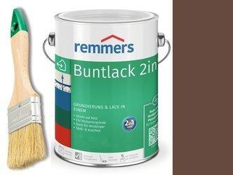Farba renowacyjna grzejnik Remmers ORZECH 0,375 L