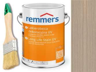 Dauerschutz-Lasur UV Remmers Srebrnoszary 0,75 L