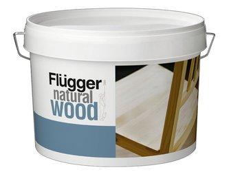 Flugger Natural Wood Lakier drewna PÓŁPOŁYSK 0,75