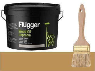 Flugger Wood Oil Impredur olej tarasu 0,7L Teak