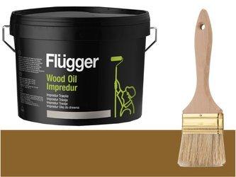 Flugger Wood Oil Impredur olej tarasu 2,8 KAMUFLAŻ