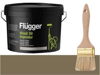 Flugger Wood Oil Impredur olej tarasu 2,8L PEKAN