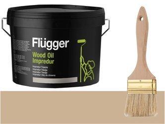 Flugger Wood Oil Impredur olej tarasu 2,8L Patyna