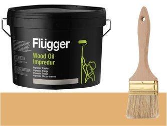 Flugger Wood Oil Impredur olej tarasu 2,8L Pinia