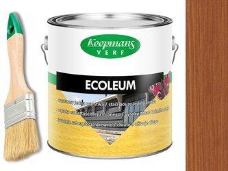 KOOPMANS ECOLEUM Impregant Olej 2,5L 225 BRĄZOWY