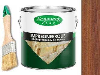 KOOPMANS IMPREGNEEROLIE Impregnat 2,5L 111 TEAK