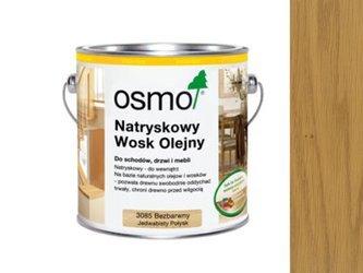 OSMO 3010 WOSK OLEJNY SUROWE DREWNO 1L