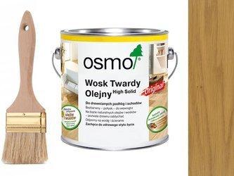 OSMO 3065 wosk twardy olej 2,5 L BEZBARWNY PÓŁMAT