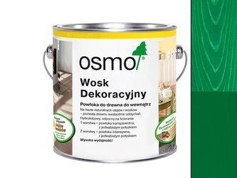 OSMO 3131 wosk dekoracyjny ZIELONY MIĘTOWY 0,375L