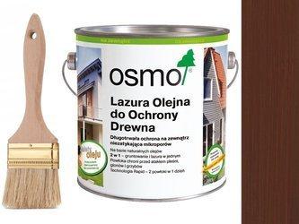 OSMO 703 Lazura Ochronna do drewna MAHOŃ 2,5L