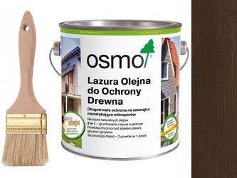 OSMO 727 Lazura Ochronna drewno PALISANDER 2,5L