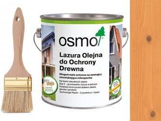 OSMO 731 Lazura Ochronna do drewna DAGLEZJA 0,75L