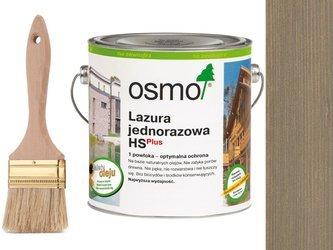 OSMO Lazura Jednorazowa 9212 SREBRNA TOPOLA 2,5L