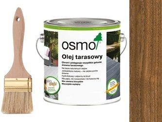 OSMO Olej do Tarasów 007 TEAK 2,5L + GRATIS