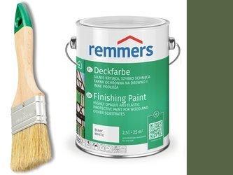Remmers Farba do drzwi mebli ZIELEŃ MCHU 0,75 L