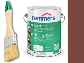 Remmers Farba do drzwi mebli ocynk CEGLANY 0,75L