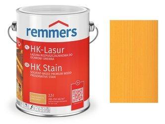 Remmers HK-Lasur impregnat do drewna 2,5 L SOSNA