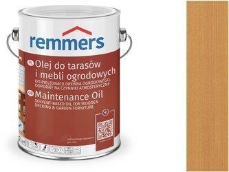Remmers Pflege-ol olej drewna tarasu DĄB JAS 100ml