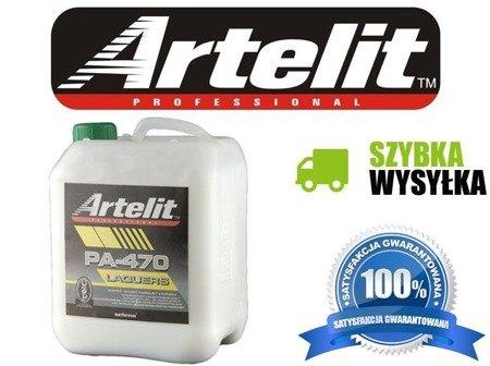 Artelit Lakier poliuretanowo-akrylowy wodny PA-470 5l
