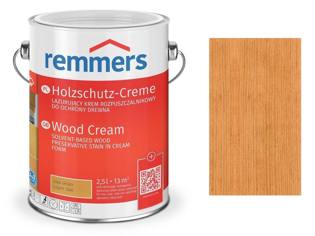 Holzschutz-Creme Remmers pinia modrzew 2717 2,5 L