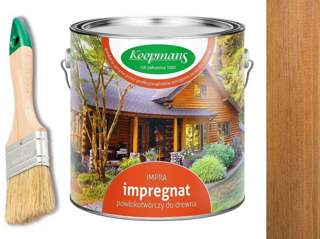 Impregnat IMPRA Koopmans 2,5L - 106 ORZECH