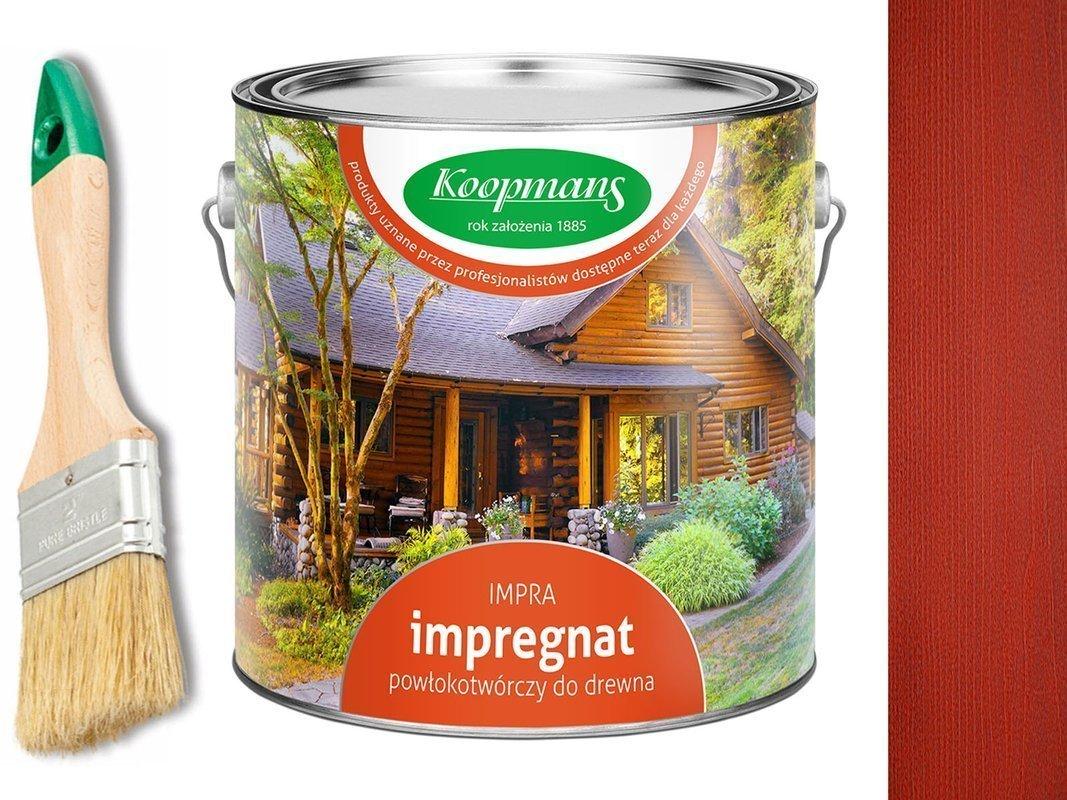 Impregnat IMPRA Koopmans 20L - 110 MAHOŃ KHAYA