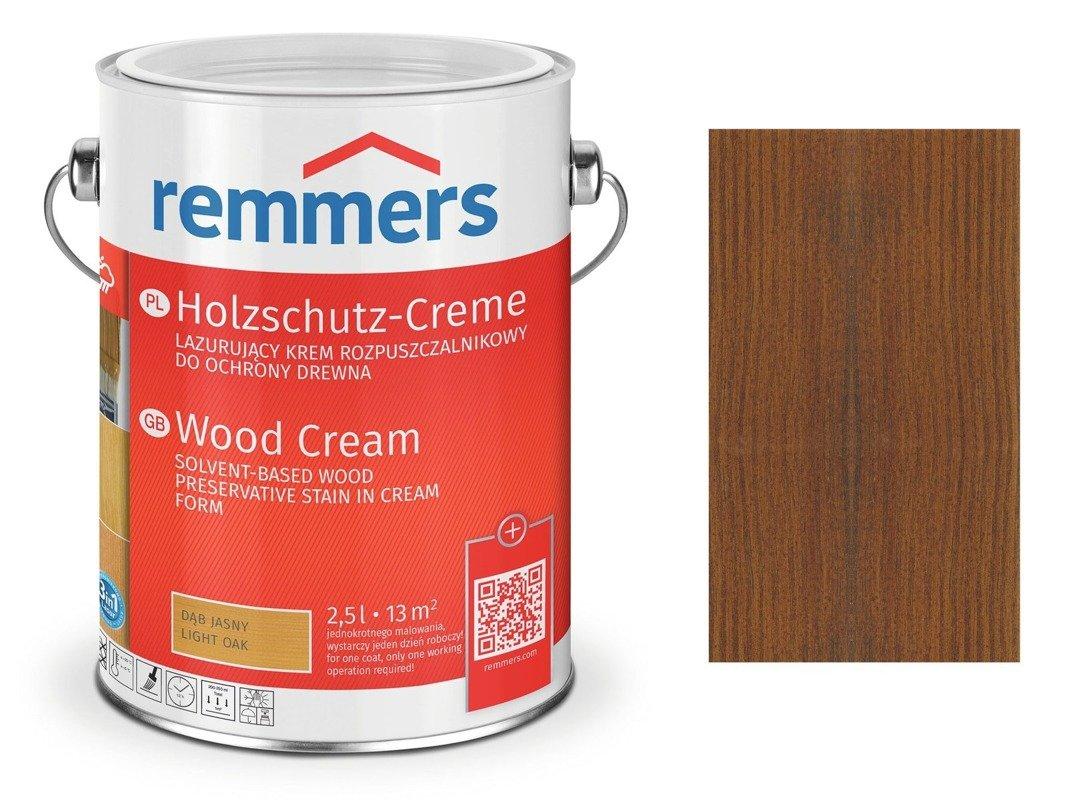 Krem Holzschutz-Creme Remmers Orzech 2718 0,75 L
