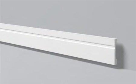 LISTWA PRZYPODŁOGOWA BIAŁA WALLSTYL FD11 110x 18mm