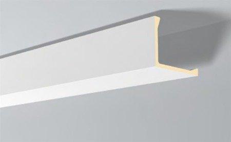 LISTWA PRZYSUFITOWA BIAŁA ARSTYL L5 200 x 200 mm