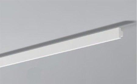 LISTWY PRZYSUFITOWE Białe NOMASTYL T4 30x20mm