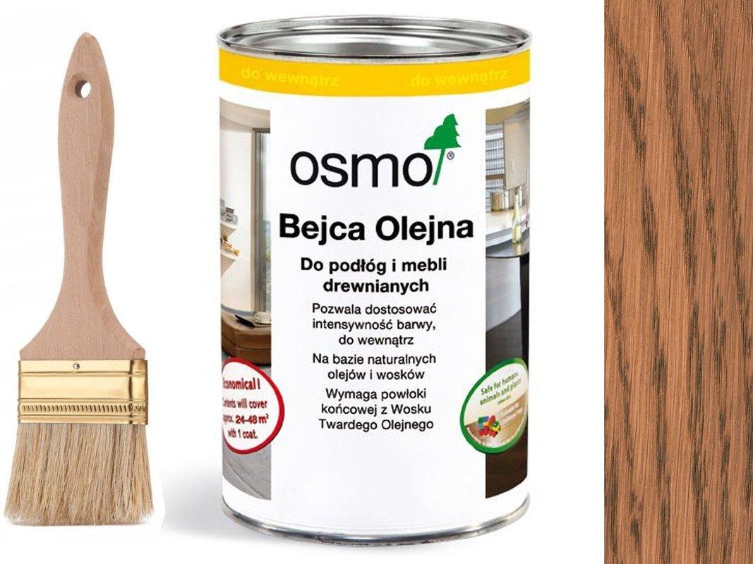 OSMO 3516 Bejca Olejna do podłogi JATOBA 500ml