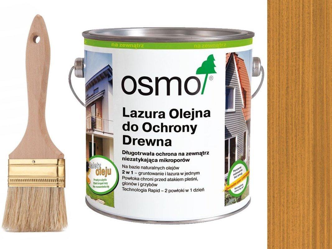 OSMO 700 Lazura Ochronna do drewna SOSNA 25L