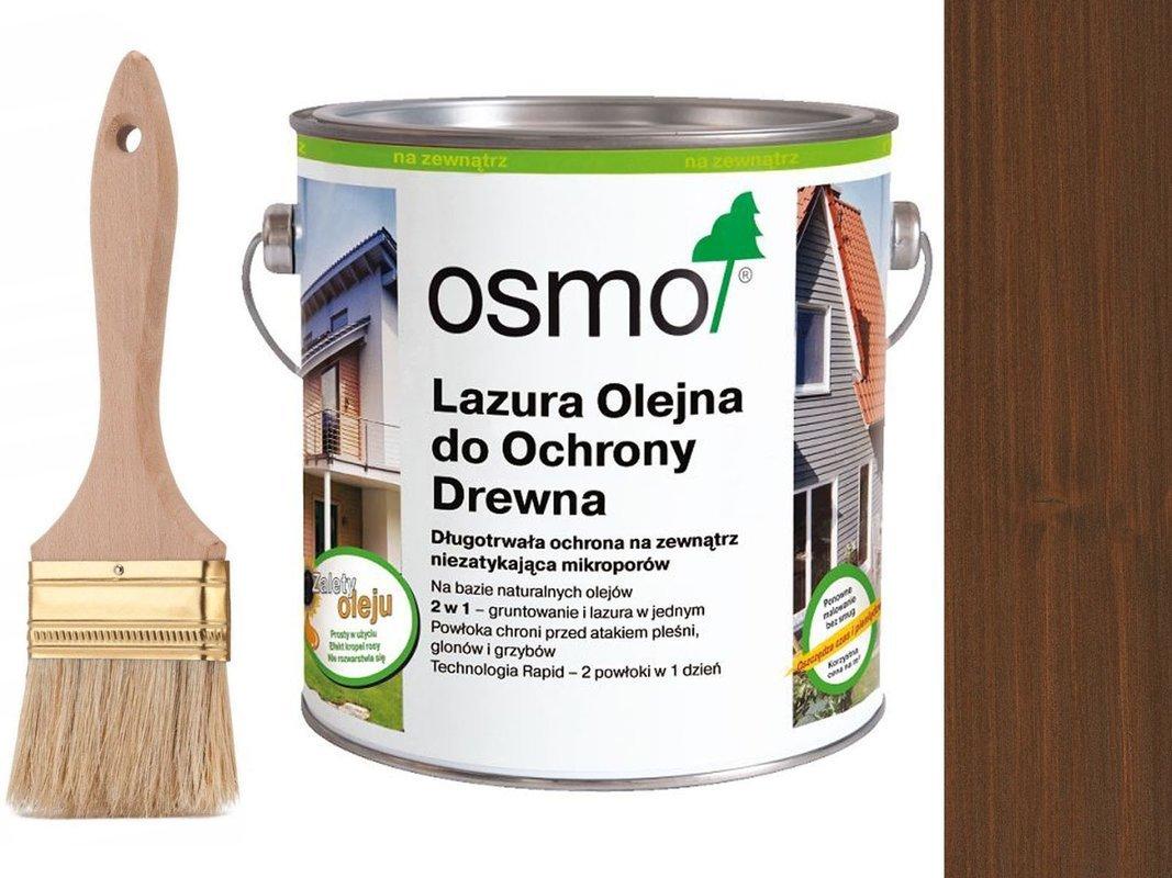 OSMO 708 Lazura Ochronna do drewna TEAK 2,5L