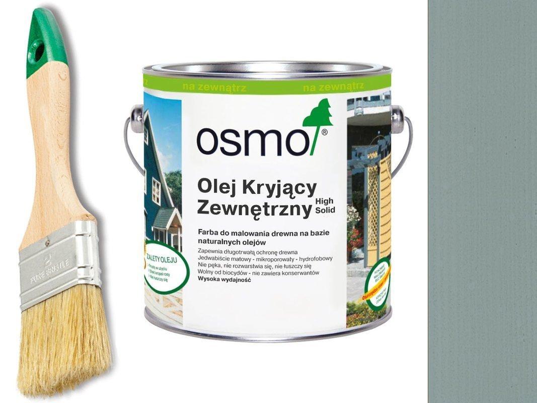OSMO Olej Kryjący 2742 BETONOWY 750ml + GRATIS