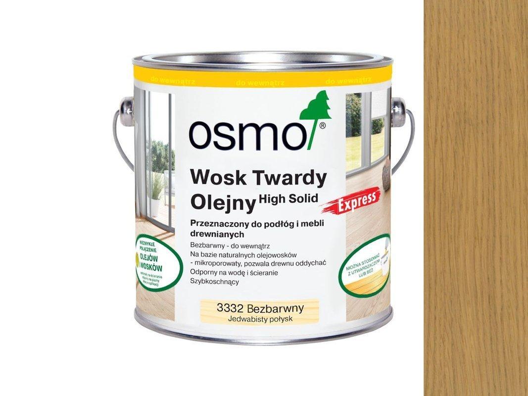 Osmo 3362 Wosk twardy olejny EXPRESS 125 ml MATOWY